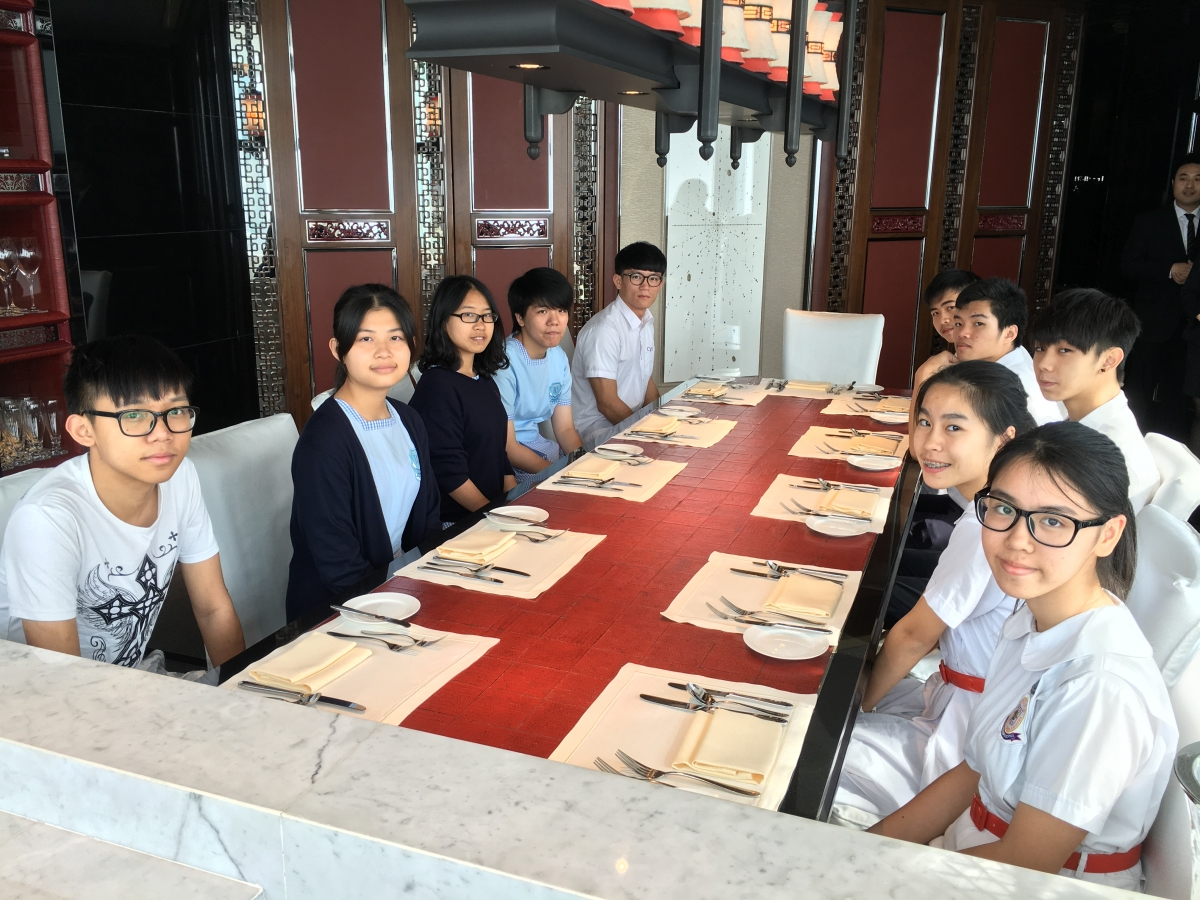 Western Dining Etiquette Workshop