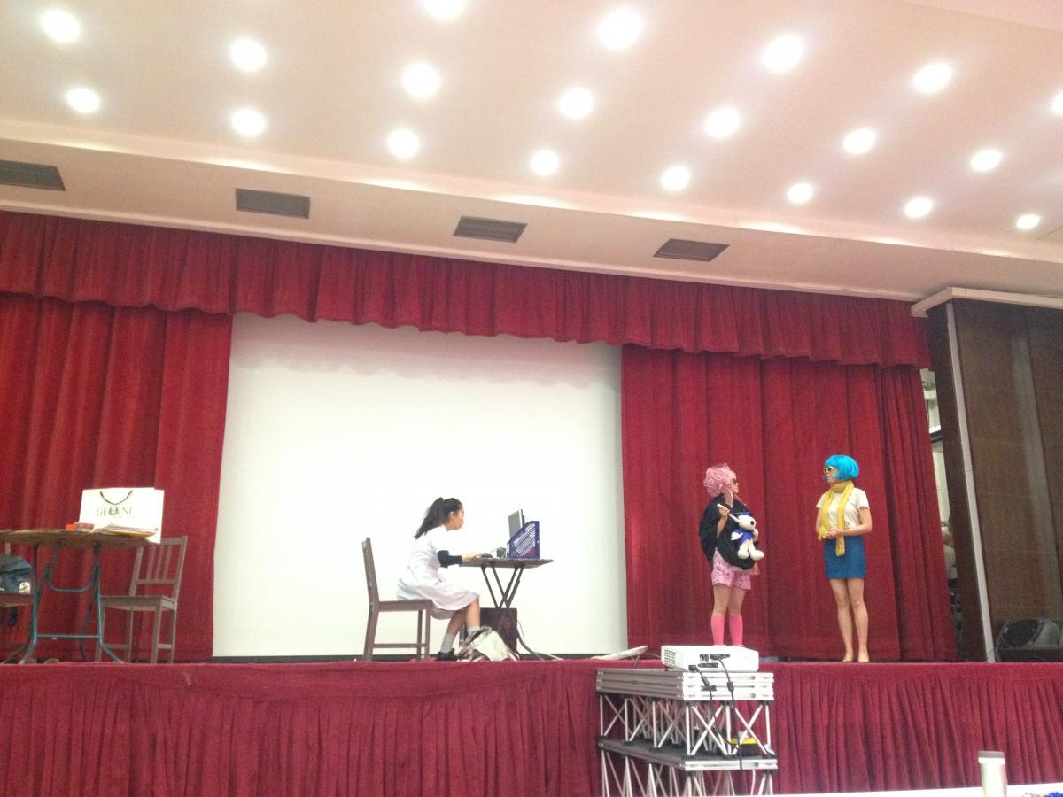 樂善堂王仲銘中學 (2013-2014)