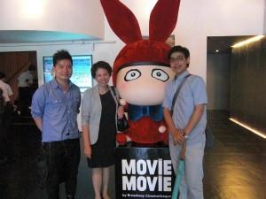 Three Idiots Movie Show
