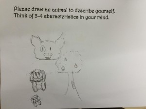 20141022_5_Describe yourself with an animal
