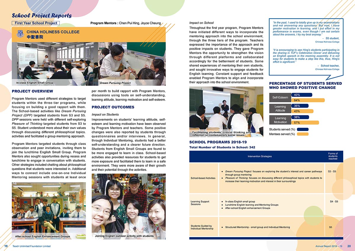 Teach annual report 2019 for web Page 11